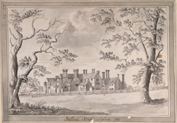 Holland House, Sussex 1785